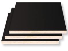 Plywood Black